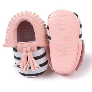 Baby Bowknot Shoes
