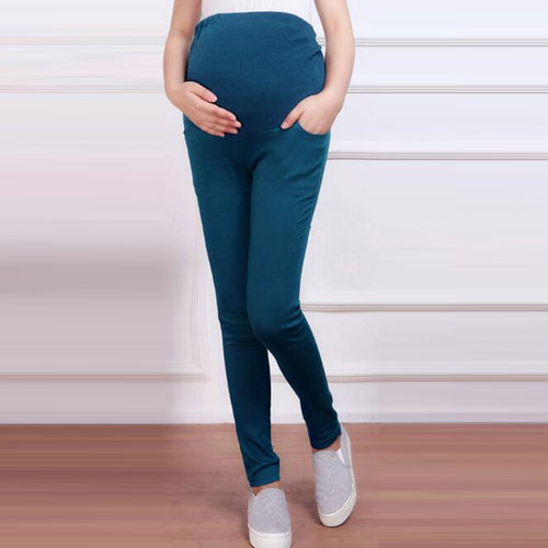 Maternity Trousers Nursing Leggings