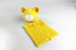 Mohair Costume Photography Props Crochet Outfits