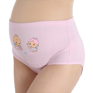 Cotton Pregnant Panties High Waist 1