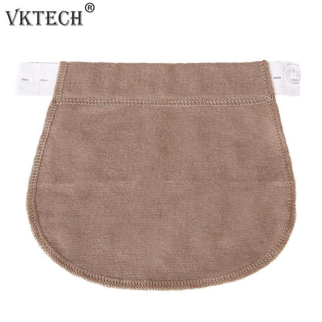 Pants Extended Button Maternity Pregnancy Waistband Belt