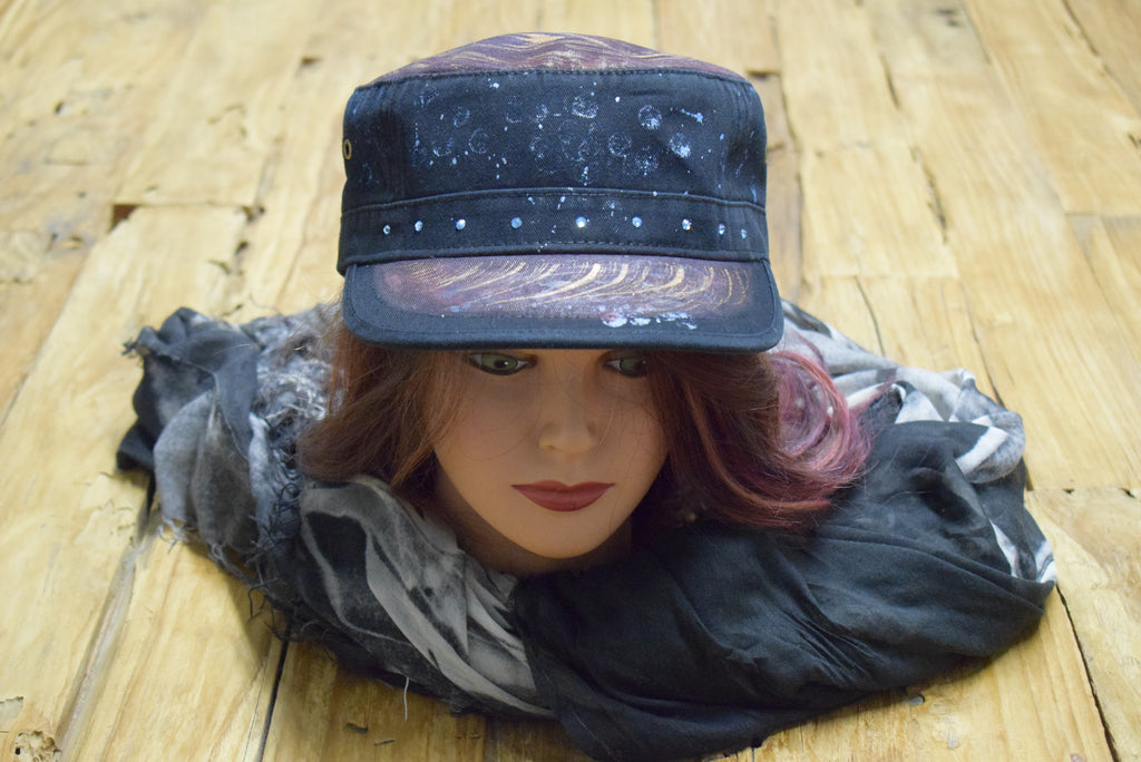 "PicoDoro – Fashion Damen Cap – ""Delaware"""