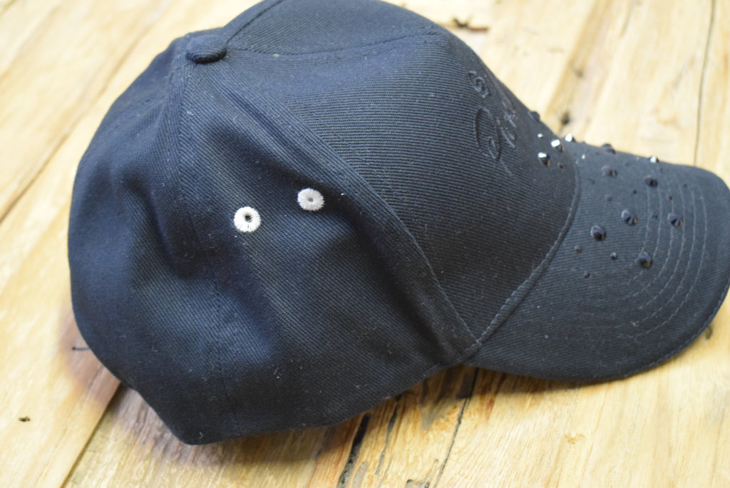 "PicoDoro – Fashion Damen Cap – ""PicoDoro – Black"""