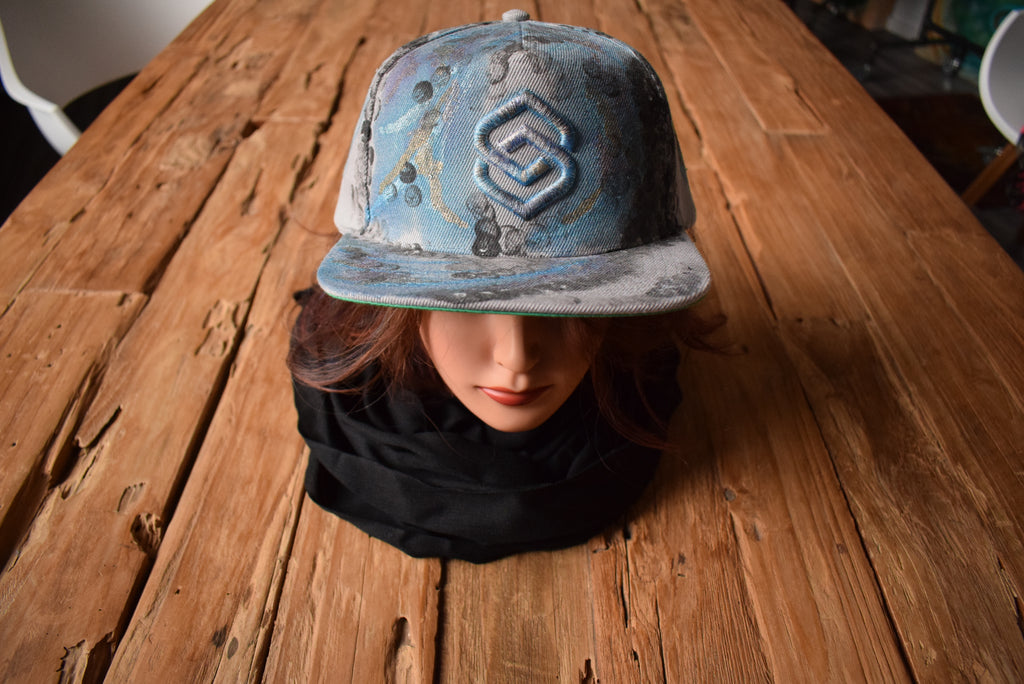 "PicoDoro – Fashion Damen Cap – ""Utah"""