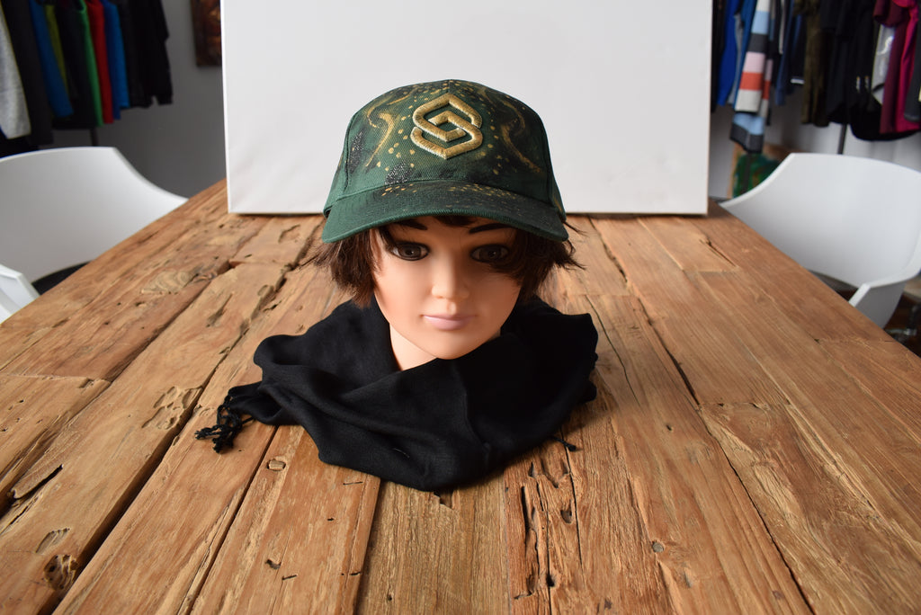 "PicoDoro – Fashion Damen Cap – ""Wyoming"""