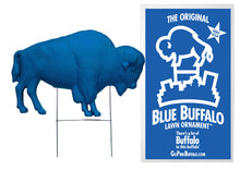 Load image into Gallery viewer, The Original Blue Buffalo Lawn Ornament