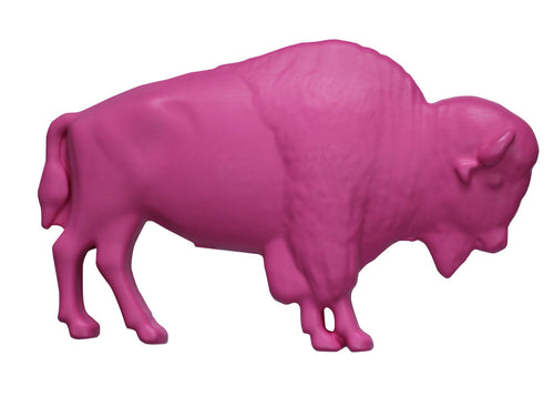 The Original Pink Buffalo Lawn Ornament