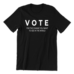 Vote for Change T-Shirt