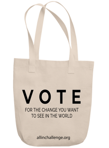 Vote for Change Tote