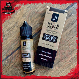 WHITE NOTE COFFEE & CARAMEL TOBACCO 60ml