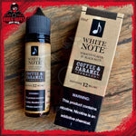 Load image into Gallery viewer, WHITE NOTE COFFEE & CARAMEL TOBACCO 60ml