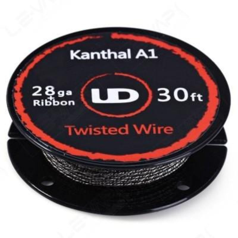 UD BUILDER CHOICE KANTHAL A1 TWISTED WIRE