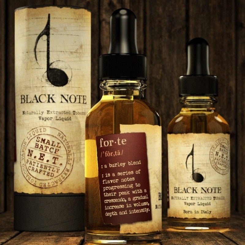 BLACK NOTE BURLEY TOBACCO