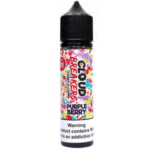 PURPLE BERRY CLOUD BREAKERS 3mg 60ml