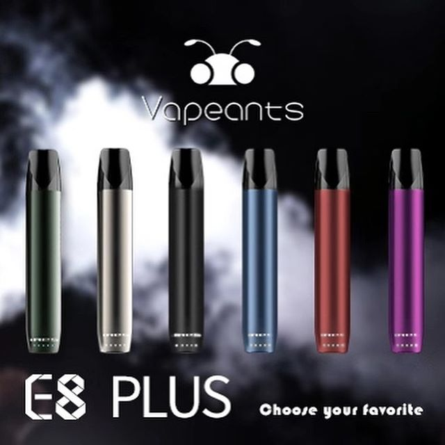 Vapeants E8 Plus