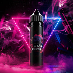 XEDE POMEGRANATE & MIX BERRIES 60ML