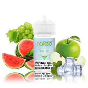 NAKEDSALT APPLE 30ML