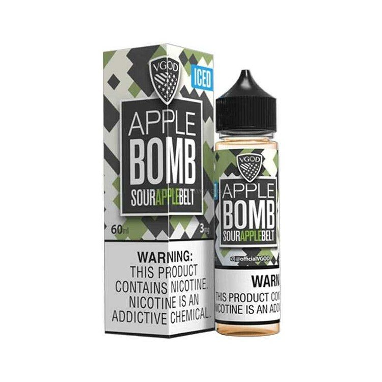 VGOD APPLE BOMB ICED 60ML