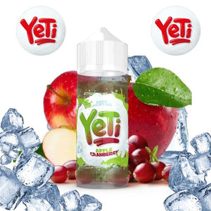 YETI E JUICE APPLE CRANBERRY