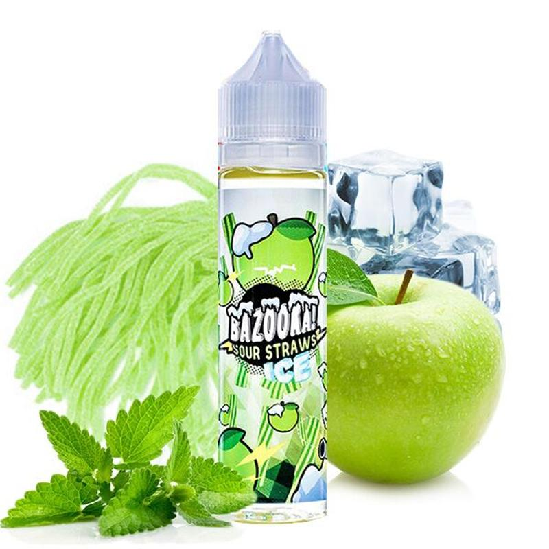 BAZOOKA GREEN APPLE ICE 50ML