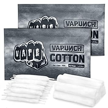 VAPUNCH COTTON