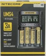 Load image into Gallery viewer, NITECORE UMS4 3A SPEEDY CHARGE