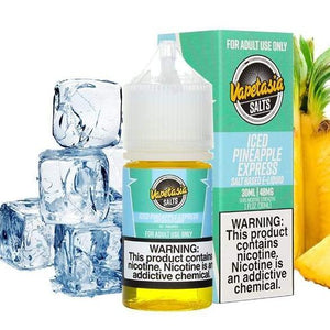VAPETASIA PINEAPPLE EXPRESS ICE SALTNIC