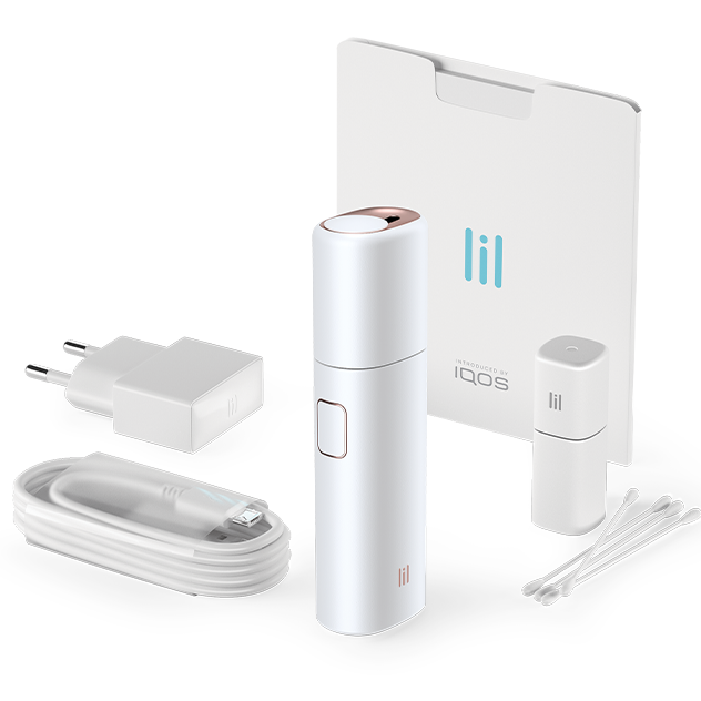 IQOS SOLID DEVICE