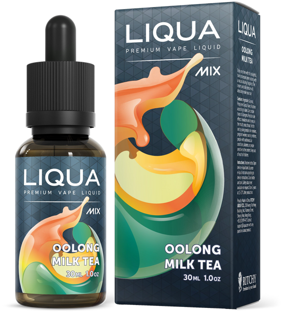LIQUA OOLONG milk tea