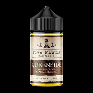 FIVE PAWNS QUEENSIDE 60ML