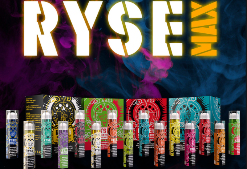 RYSE MAX DISPOSABLE