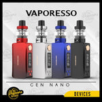 Load image into Gallery viewer, VAPORESSO GEN NANO 80W KIT
