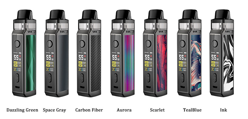 VOOPOO VINCI X 70 WATTS POD KIT (BATTERY NOT INCLUDED)