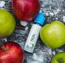BLVK UNICORN FRZN APPLE 3MG 60ML