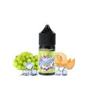 GUMMY MELON ICE SALTNIC