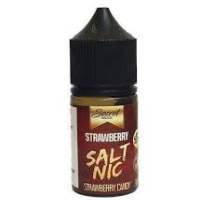 STRAWBERRY CANDY Secret Sauce SALT NIC 30ml