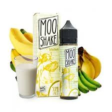 MOO SHAKE BANANA 3MG 60ML