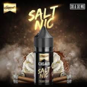 CREAMY CIGAR Secret Sauce SALT NIC 30ml