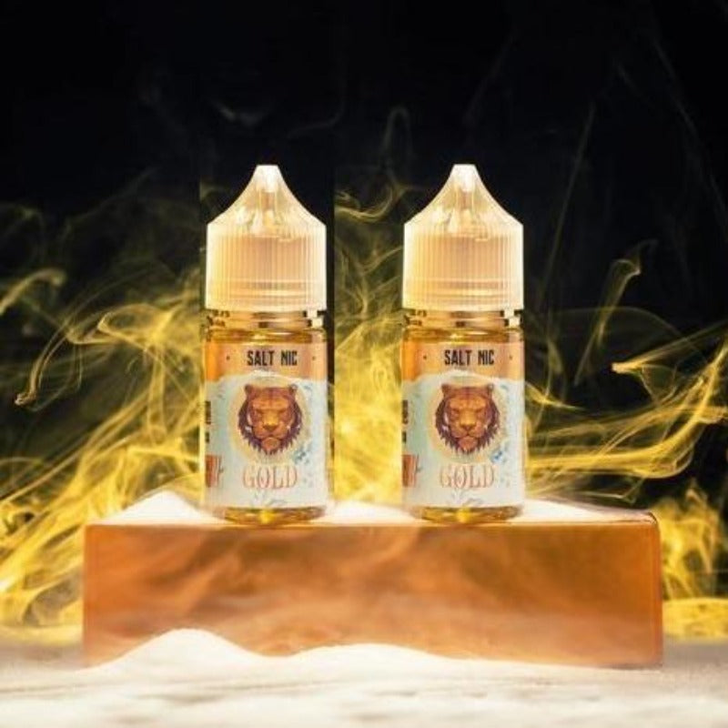 PANTHER GOLD ICE SALTNIC
