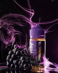 BLVK UNICORN PURPLE GRAPE 3MG 100ML