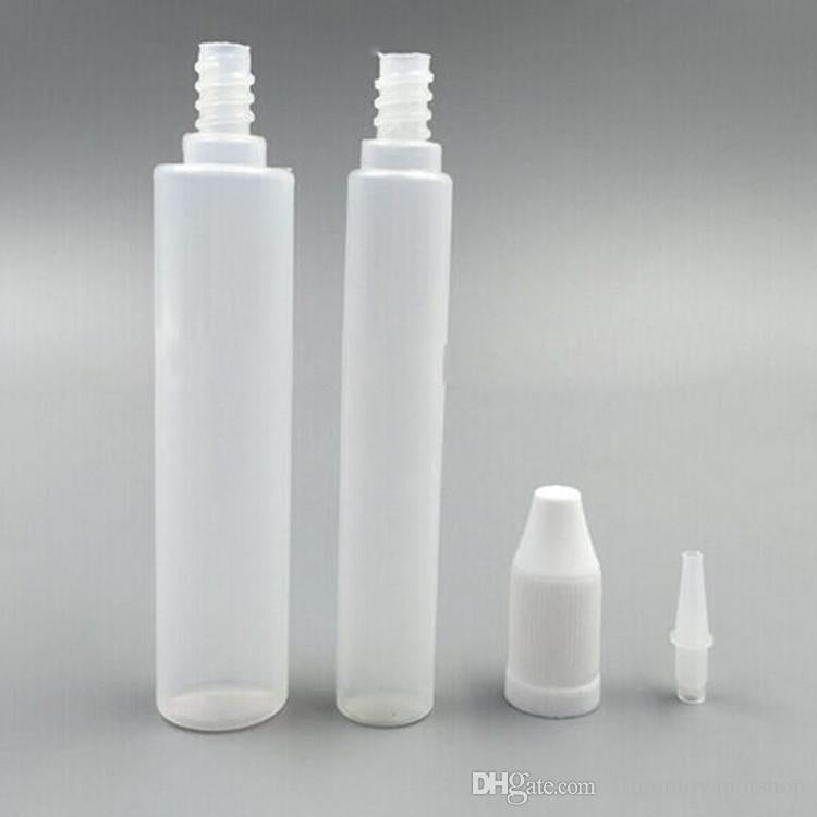 Empty liquid bottle 30ml