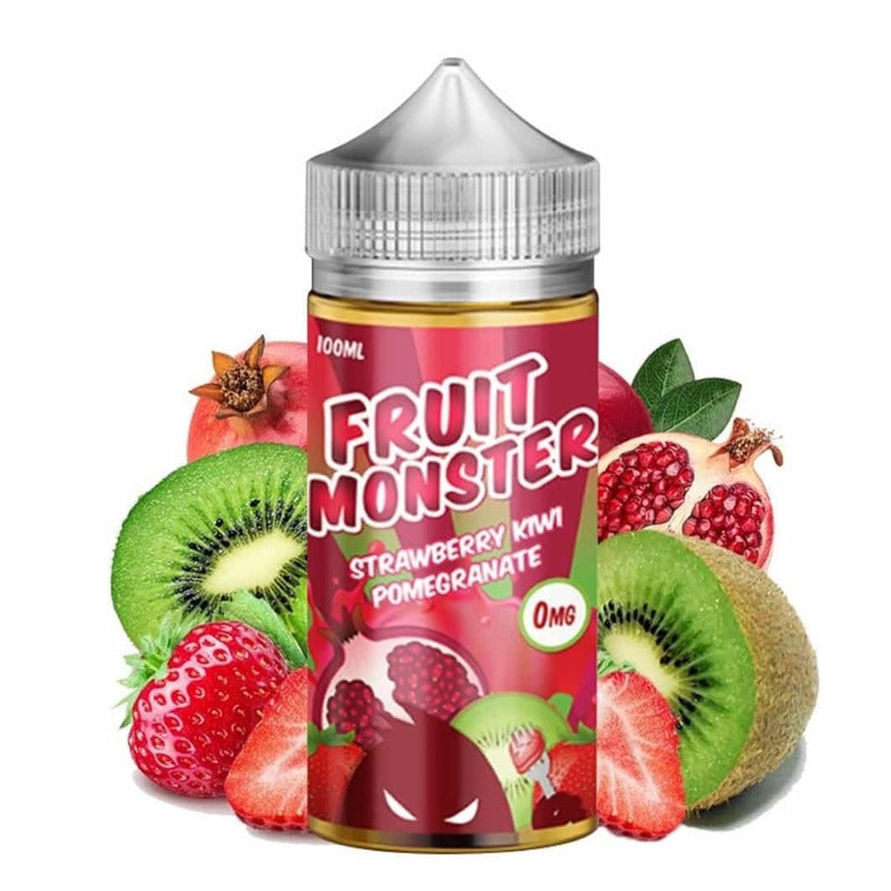 FRUIT MONSTER STRAWBERRY KIWI POMEGRANATE