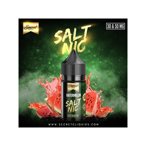 WATERMELON Secret Sauce SALT NIC 30ml