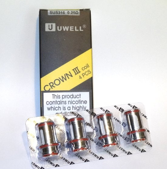 UWELL CROWN III COIL 0.25Ω