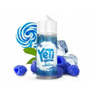YETI E JUICE BLUE RASPBERRY