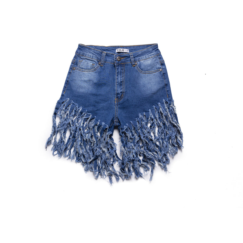 Fringe Benefit Shorts