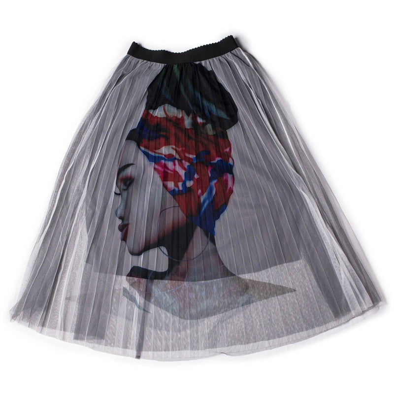 Beauty Is Her Name - Skirt