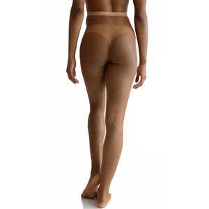 Caramel Fishnet Tights - Essence Marché
