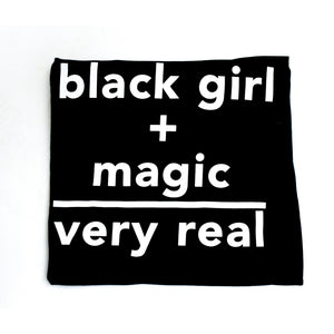 Black Girl Magic Tee - Essence Marché