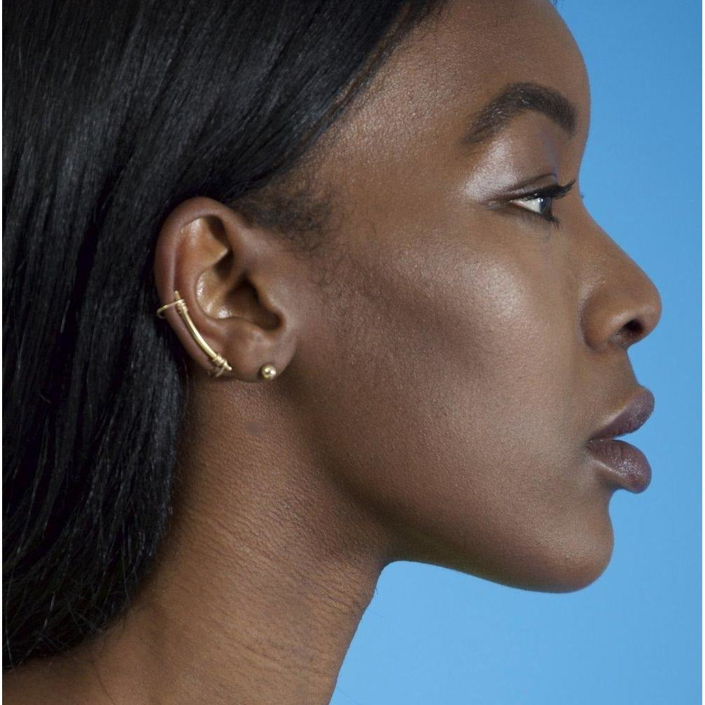Divergent Ear cuff - Essence Marché